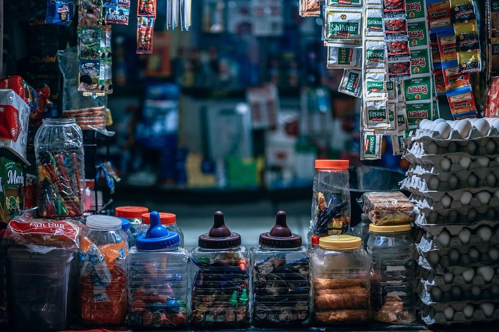 Singapore convenience store