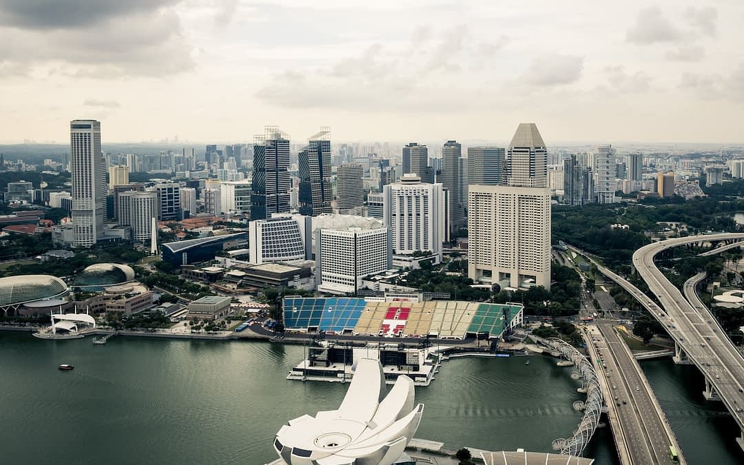 List of Singapore Free Trade Agreements with other countries